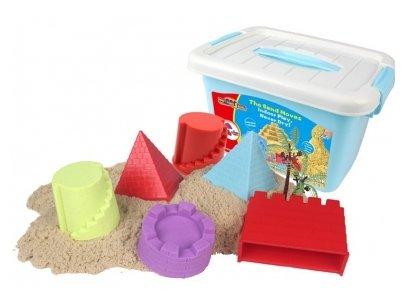 Кинетический песок Motion Sand С формочками MS-21A
