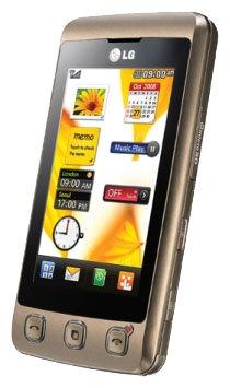 Телефон LG KP500