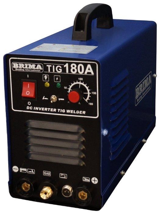 Сварочный аппарат BRIMA TIG 180A