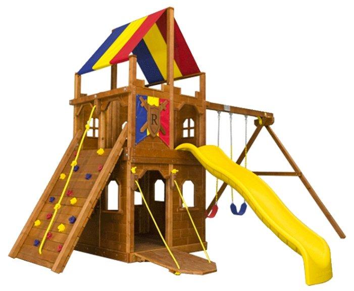 Домик Rainbow Play Systems Imaginary Play Sunshine Clubhouse RYB