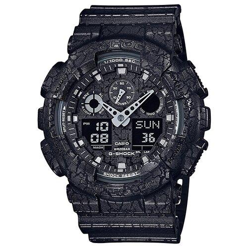 Наручные часы CASIO GA-100CG-1A наручные часы casio ga 120tr 1a