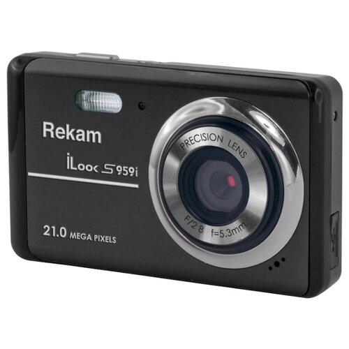 Фотоаппарат Rekam iLook S959i черныйФотоаппараты<br>