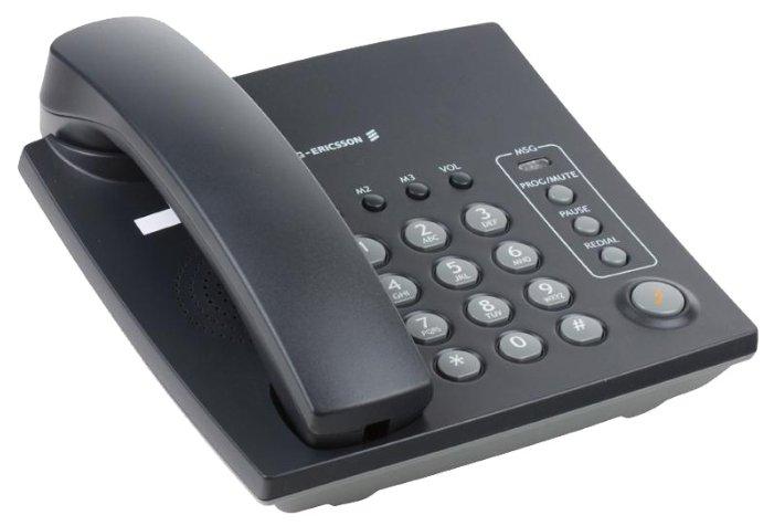 Телефон IP Panasonic KX-HDV130RU SIP Цифр. IP-телефон, VoIP, Ethernet, UpTo 2 SIP/Ether. Line, Памят