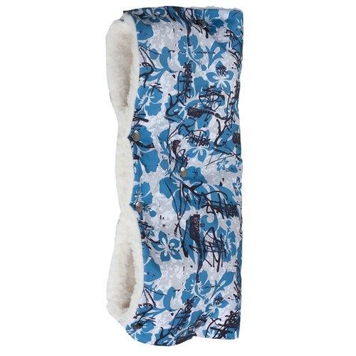 Купить Чудо-Чадо Муфта для рук меховая Комфорт икебана, Аксессуары для колясок и автокресел