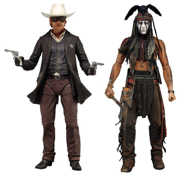 Фигурка NECA The Lone Ranger Series 1 47527
