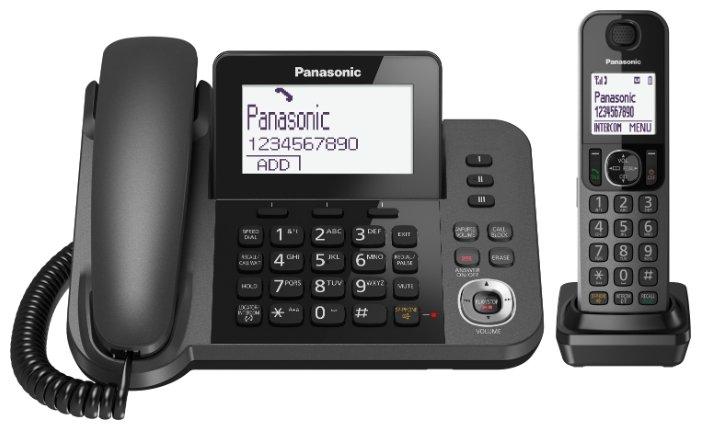 Радиотелефон Panasonic KX-TGF320