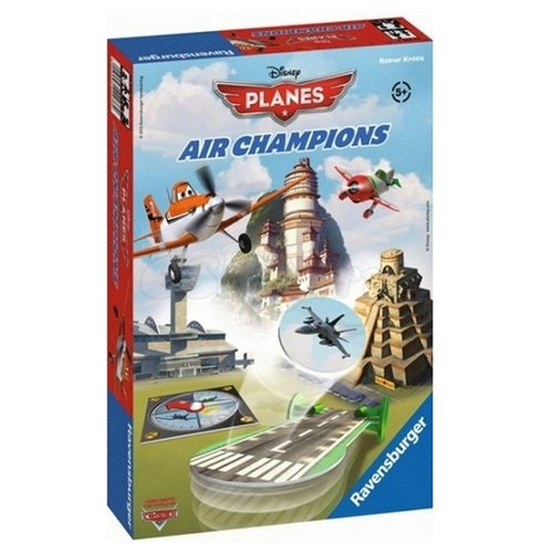 Настольная игра Ravensburger Disney. Самолеты: воздушные чемпионы ravensburger водная стихия 3х500