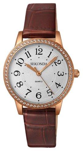 Женские часы SEKONDA A361/8W Мужские часы Earnshaw ES-8047-06