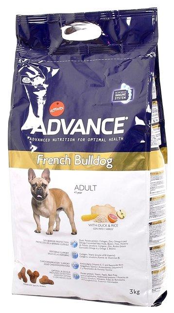 Корм для собак Advance French Bulldog Adult