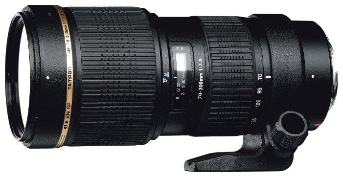 Купить Объектив Tamron SP AF 70-200mm f/2.8 Di LD (IF) Macro (A001) Canon EF на Яндекс.Маркете. Характеристики, цена Объектив Tamron SP AF 70-200mm f/2.8 Di LD (IF) Macro (A001) Canon EF на Яндекс.Маркете