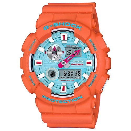 Наручные часы CASIO GAX-100X-4A наручные часы casio gax 100x 4a