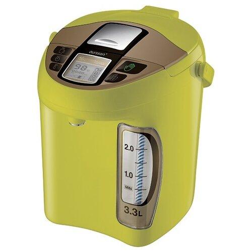 Термопот Oursson TP3310PD/GA, зеленое яблоко термопот oursson tp3310pd dc