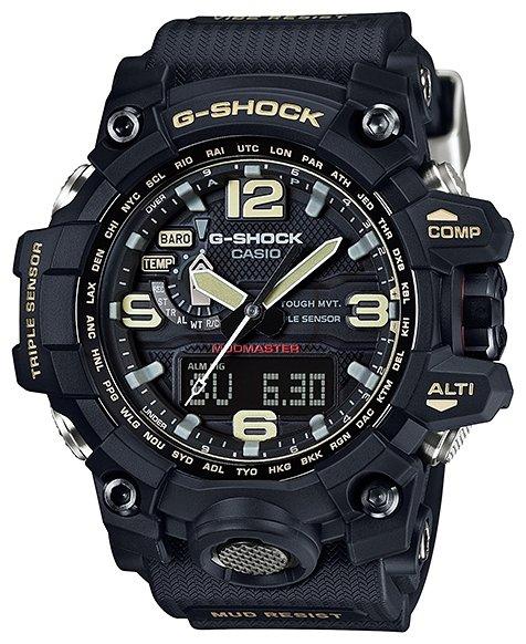 Мужские часы Casio G-SHOCK GWG-1000-1A