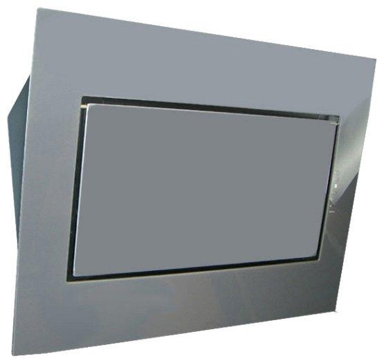 FALMEC Quasar vetro Parete 90 dark grey (800)