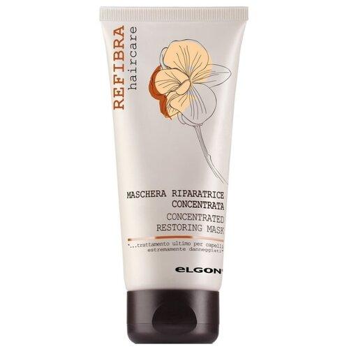 Elgon Refibra Восстанавливающая маска для сильно поврежденных волос, 100 мл