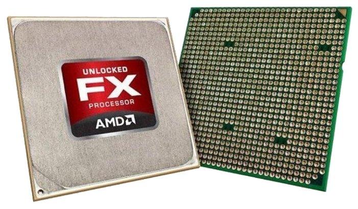 Процессор AMD FX Zambezi