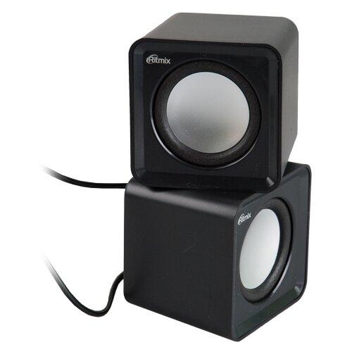 Компьютерная акустика Ritmix SP-2020 черный компьютерная акустика genius sp u120 31731057100