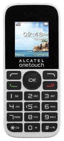 Alcatel Телефон Alcatel One Touch 1016D