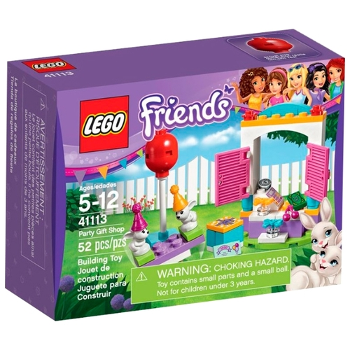 Конструктор LEGO Friends 41113 Магазин подарков