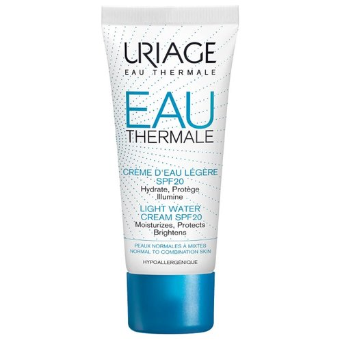 Uriage Eau Thermale легкий увлажняющий крем SPF 20 40 мл