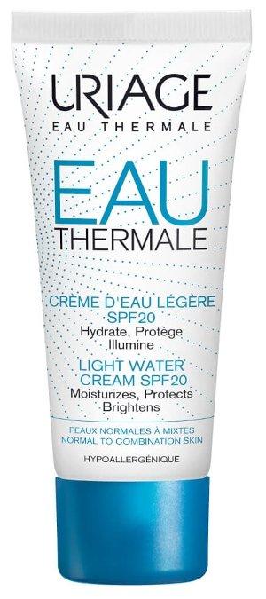 Uriage Eau Thermale легкий увлажняющий крем