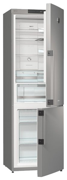 Холодильник Gorenje NRK 61 JSY2X серебристый