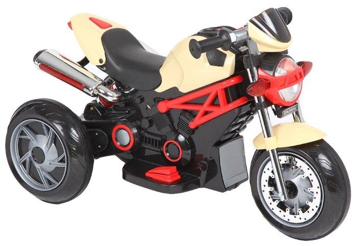 Мотоцикл Weikesi 3-8 лет, XGD8360 (желтый)