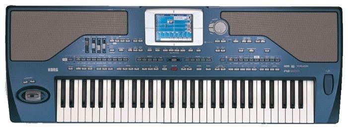Синтезатор KORG Pa800