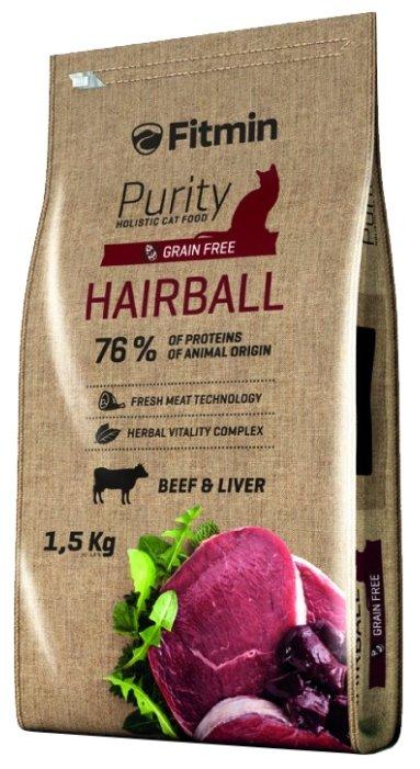 Fitmin (1.5 кг) Purity Hairball