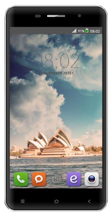 Смартфон BQS 5009 Sydney Rose Gold