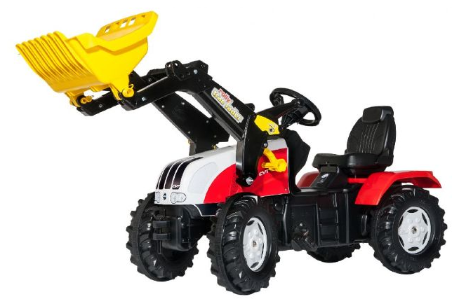 Веломобиль Rolly Toys RollyFarmtrac Steyr CVT 6230 (46317)