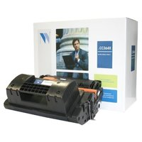 Совместимый картридж NV Print для HP CC364X (24000 стр., черный)