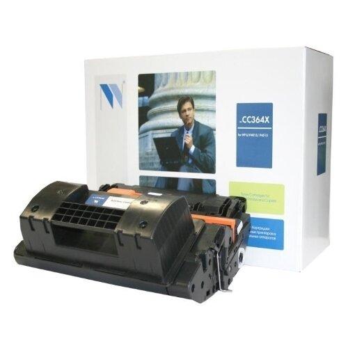 Фото - Картридж NV Print CC364X для HP, совместимый nv print nv cc364x черный