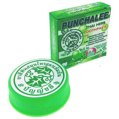 Зубная паста Punchalee травяная, 25 гЗубная паста<br>