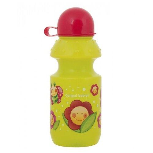 Фото - Поильник-непроливайка Canpol Babies 4/113, 360 мл желтый поильник непроливайка canpol babies 4 113 360 мл зеленый