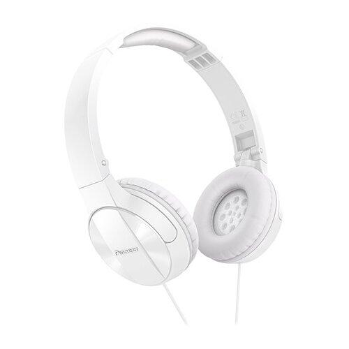Купить Наушники Pioneer SE-MJ503 white