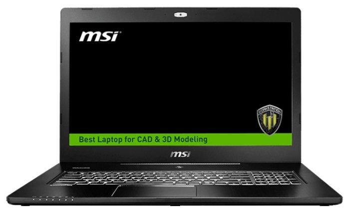 MSI Ноутбук MSI WS72 6QH