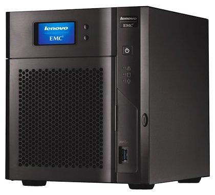 Сетевой накопитель (NAS) LenovoEMC 70CM9000NA
