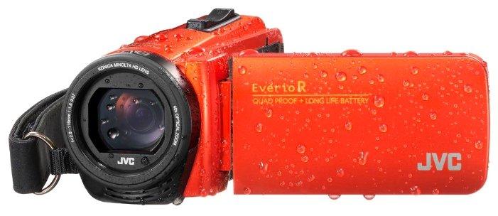 Видеокамера JVC Everio GZ-R495