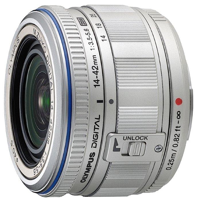 Olympus Объектив Olympus ED 14-42mm f/3.5-5.6 Micro 4/3