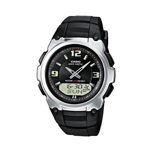 Наручные часы CASIO WVA-109HE-1B наручные часы casio radio controlled wva 109he 1b