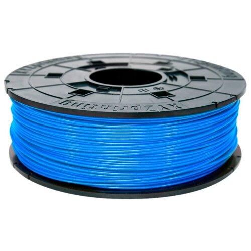 ABS пруток XYZPrinting 1.75 мм синий 0.6 кг
