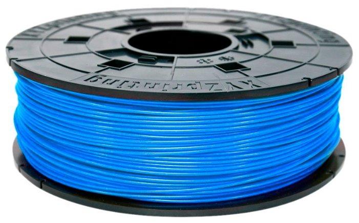 ABS пруток XYZPrinting 1.75 мм синий 0.6 кг фото 1