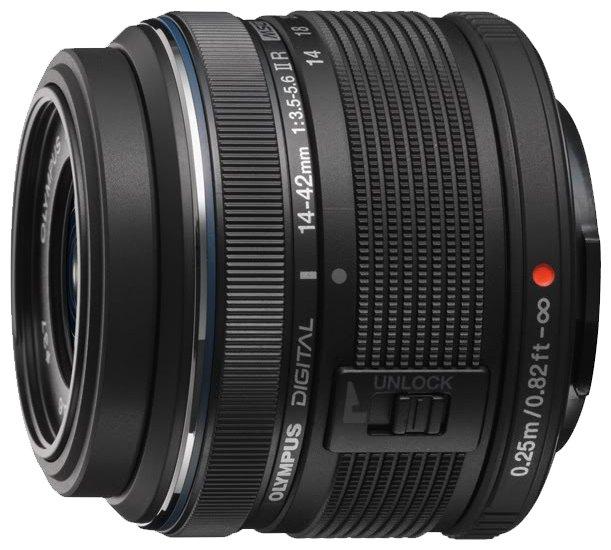 Olympus 14-42mm f/3.5-5.6 II R