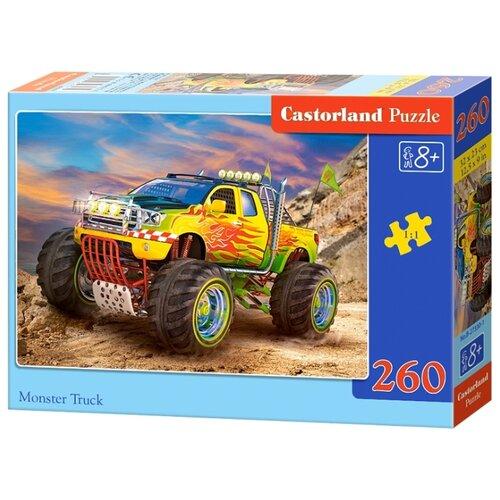 Купить Пазл Castorland Monster Truck (B-27330), 260 дет., Пазлы