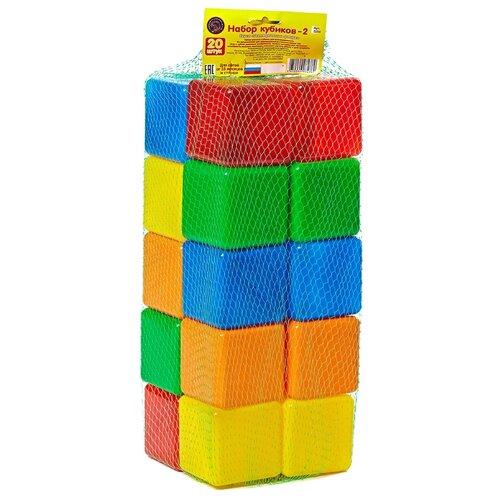 Купить Кубики Строим вместе счастливое детство Набор-2 5254, Детские кубики