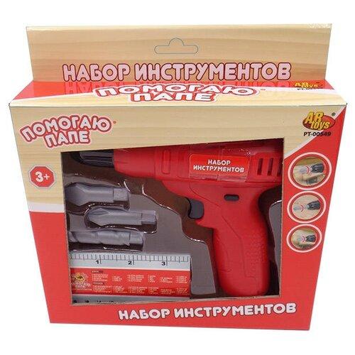 ABtoys Помогаю Папе PT-00549 (WK-B7957), Детские наборы инструментов  - купить со скидкой