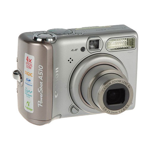 Руководство Canon Powershot A530 A540