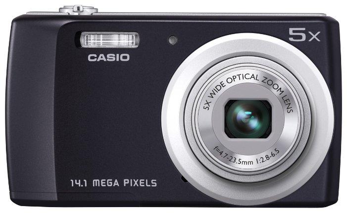 Компактный фотоаппарат CASIO QV-R200
