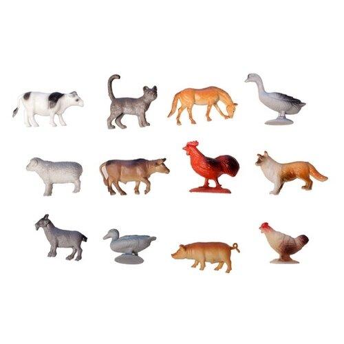 Купить Фигурки 1 TOY В мире животных Животные с фермы Т50552, Игровые наборы и фигурки